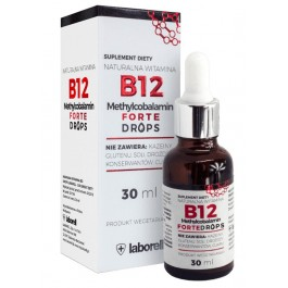 Witamina B12 Drops FORTE (krople) - 30 ml / 900 kropli