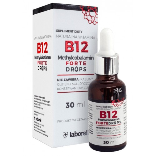 Witamina B12 Forte Krople 30ml