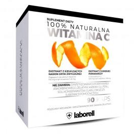 100% Naturalna Witamina C Laborell 90 kapsułek