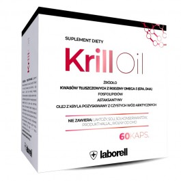 KrillOil 60 kapsułek
