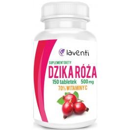 Dzika Róża 500 mg 150 tabletek